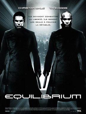 Sortie DVD Equilibrium