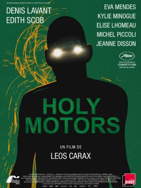 DVD Holy Motors