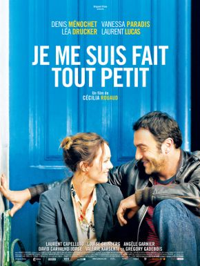 Jaquette dvd Je Me Suis Fait Tout Petit