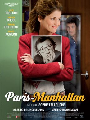 Sortie DVD Paris-Manhattan