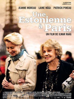 Sortie DVD Une Estonienne à Paris