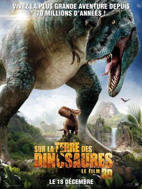 DVD Sur La Terre Des Dinosaures