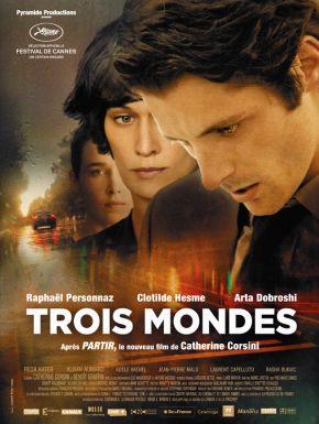 sortie dvd  Trois Mondes
