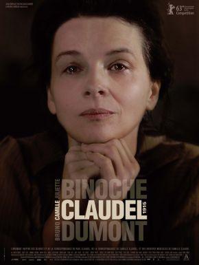 DVD Camille Claudel 1915