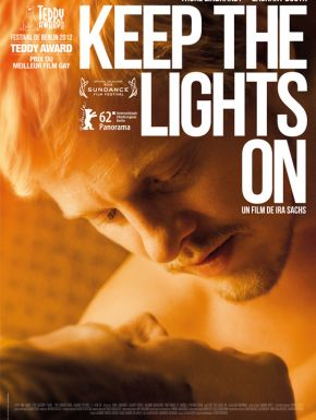 Keep The Lights On DVD et Blu-Ray