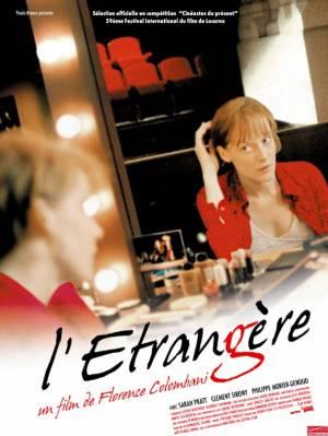 DVD L'Etrangère