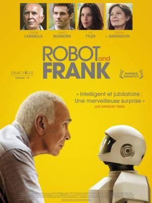 DVD Robot & Frank