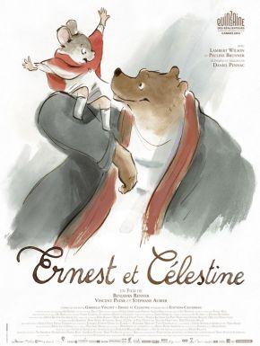 sortie dvd  Ernest Et Célestine