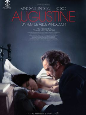 Jaquette dvd Augustine