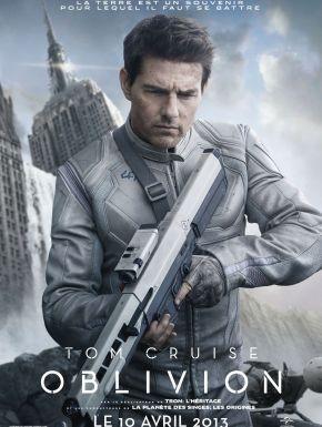 Oblivion DVD et Blu-Ray