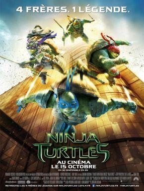 Les Tortues Ninja DVD et Blu-Ray