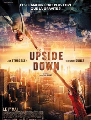 Jaquette dvd Upside Down