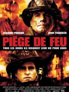 Jaquette dvd Piège De Feu