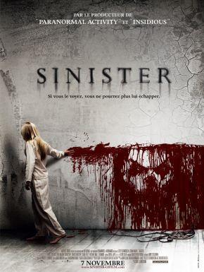 DVD Sinister