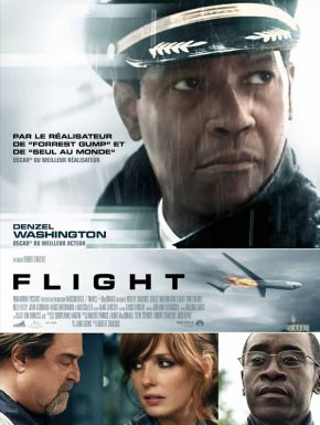 Flight DVD et Blu-Ray