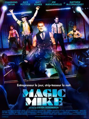 sortie dvd	  Magic Mike