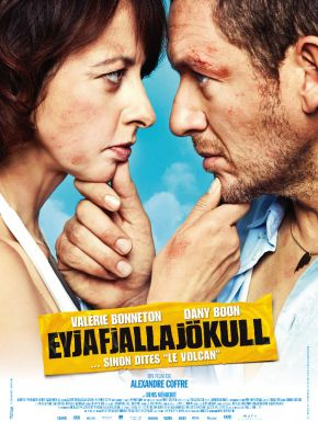 Eyjafjallajökull DVD et Blu-Ray