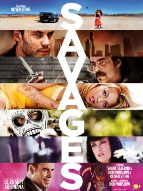 Savages DVD et Blu-Ray