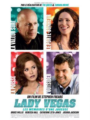 DVD Lady Vegas -  Les Mémoires D'une Joueuse