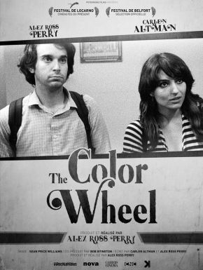 The Color Wheel DVD et Blu-Ray