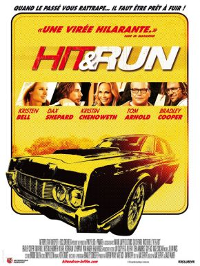 sortie dvd	  Hit And Run