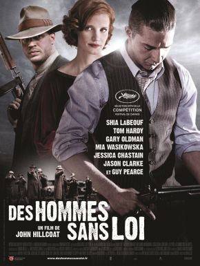 sortie dvd  Des Hommes Sans Loi