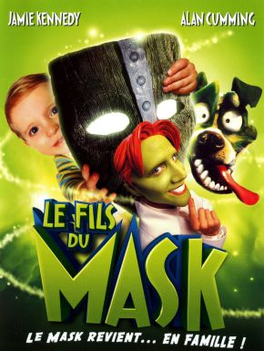 Sortie DVD Le Fils Du Mask
