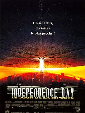 Independence Day DVD et Blu-Ray