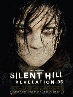 DVD Silent Hill: Revelation