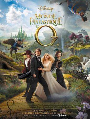 Le Monde Fantastique D'Oz DVD et Blu-Ray