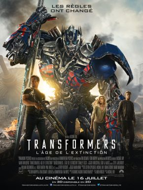 DVD Transformers: L'âge De L'extinction