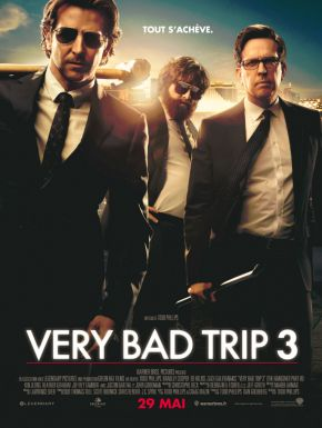 Very Bad Trip 3 DVD et Blu-Ray