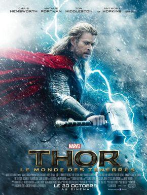 DVD Thor: Le Monde Des Ténèbres