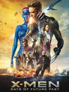 DVD X-Men : Days Of Future Past