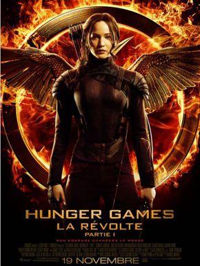 Hunger Games : La Révolte [partie 1] DVD et Blu-Ray
