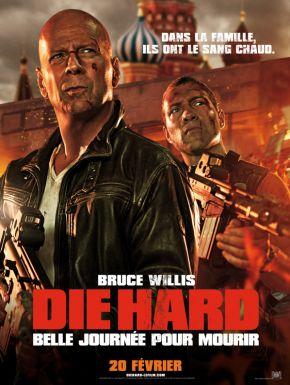 Die Hard : Belle Journée Pour Mourir DVD et Blu-Ray