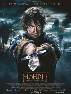 Jaquette dvd Le Hobbit: La Bataille Des Cinq Armées