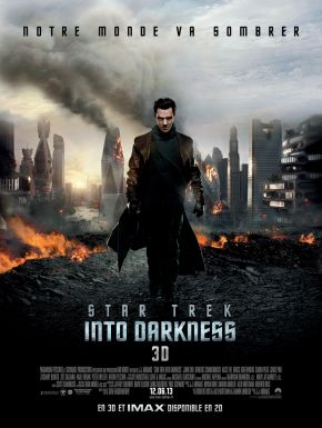 Star Trek Into Darkness DVD et Blu-Ray