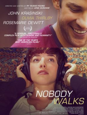 Sortie DVD Nobody Walks