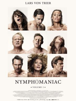 Sortie DVD Nymphomaniac : Volume 1
