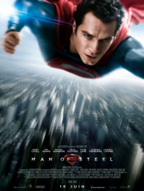 Sortie DVD Man Of Steel