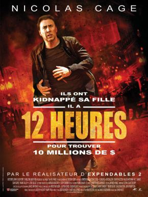 Achat DVD 12 Heures