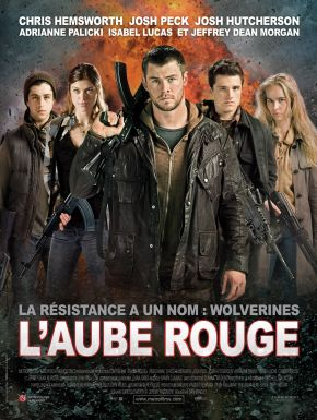 DVD L'Aube Rouge