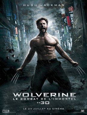 sortie dvd  Wolverine : Le Combat De L'immortel