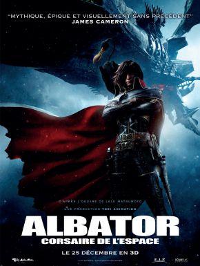 DVD Albator : Corsaire De L'espace
