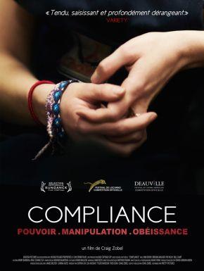 Compliance DVD et Blu-Ray