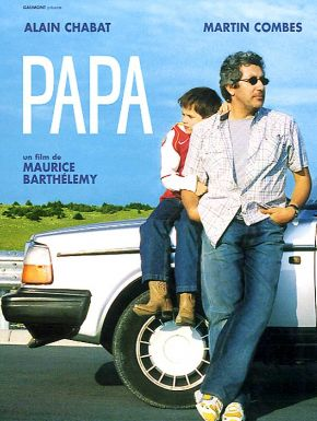 Sortie DVD Papa