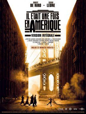 Il était Une Fois En Amérique DVD et Blu-Ray