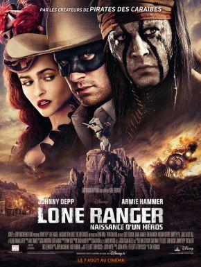 Sortie DVD Lone Ranger, Naissance D'un Héros