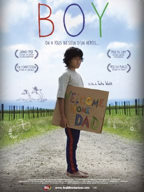 Boy DVD et Blu-Ray